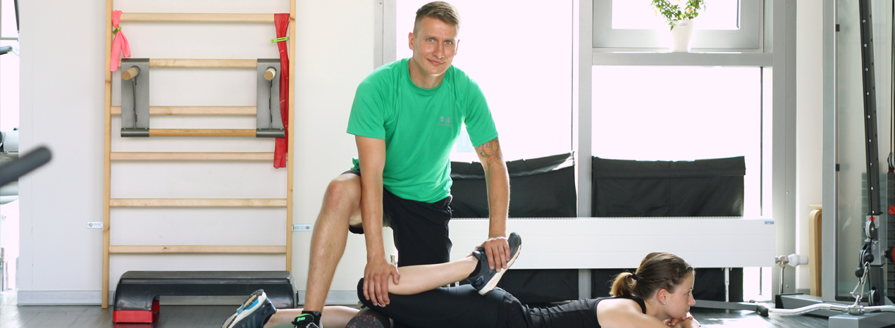 Functional Fitness, Personal Training in Dresden